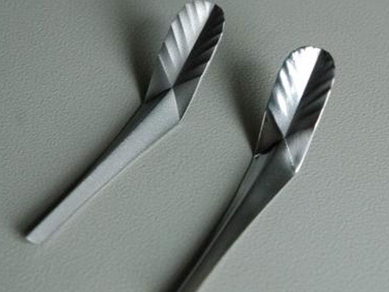 cucharillas sinterizado