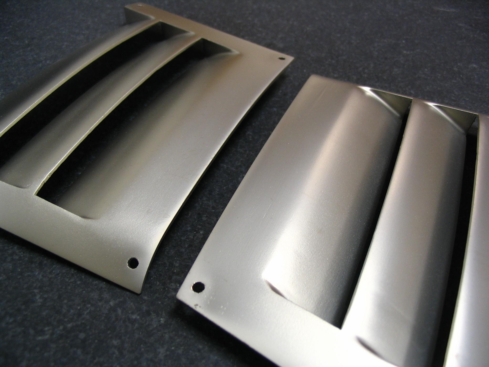 prototipos metalizados