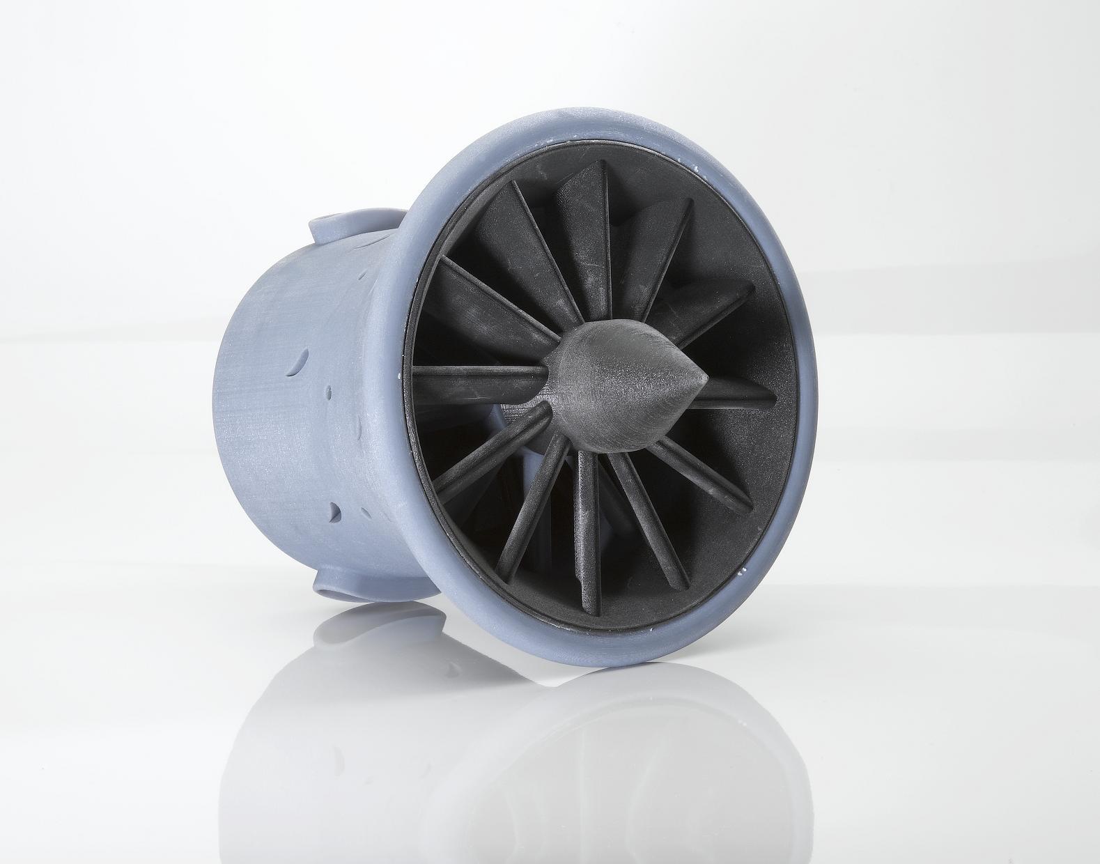 impresión 3D bimaterial