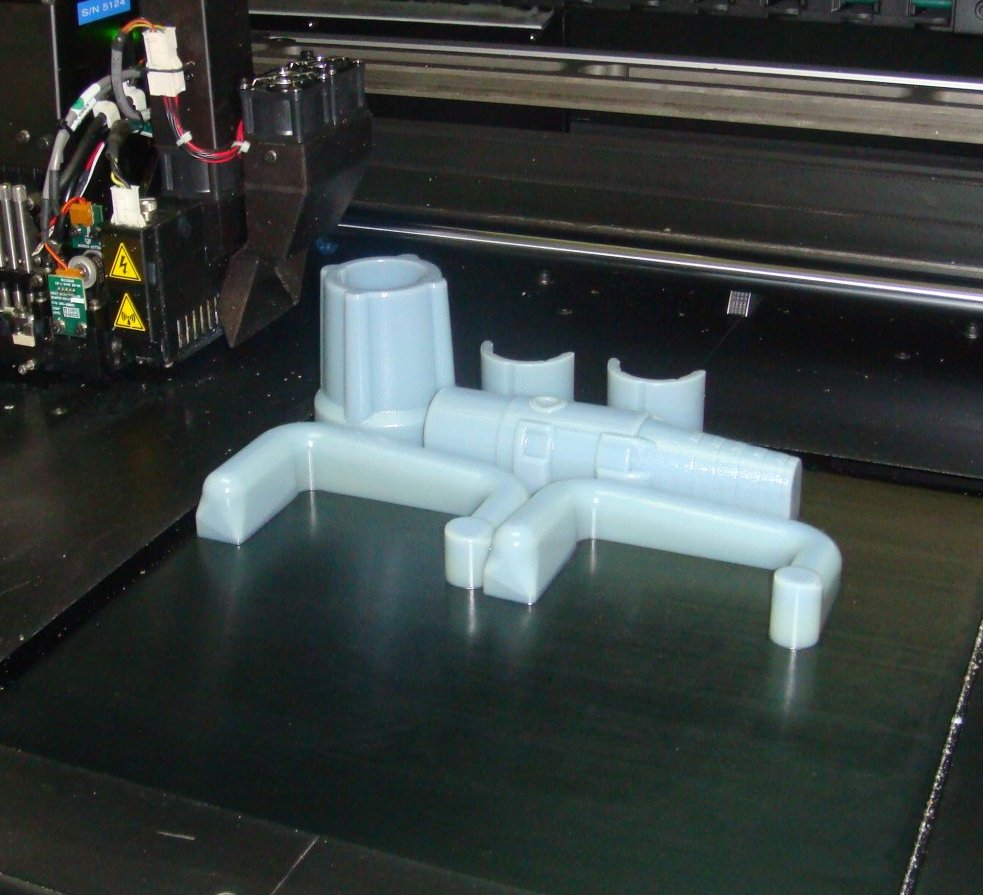 Maquina prototipos Polyjet