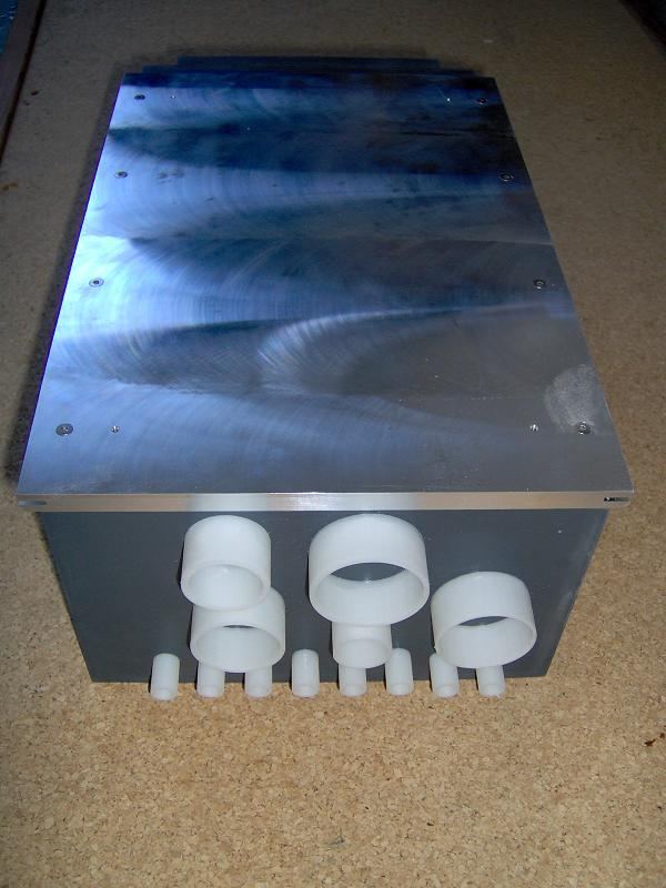 prototipos metálicos por CNC