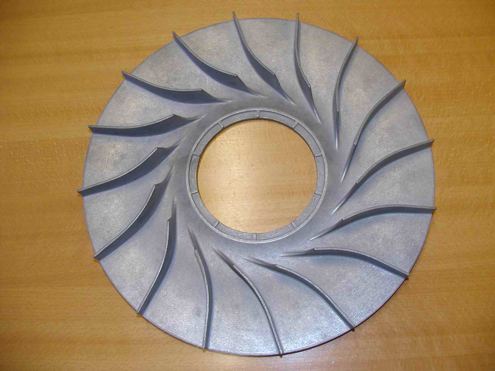 prototipos metálicos por colada