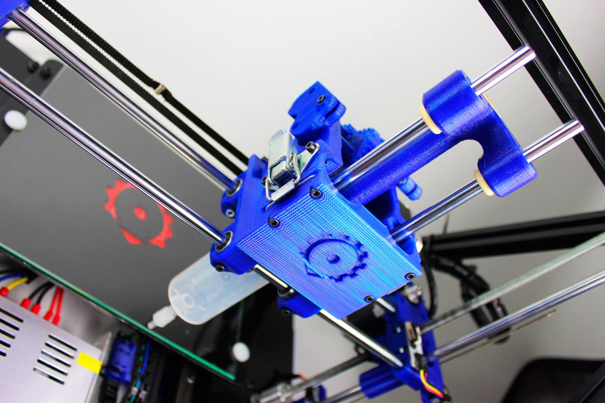 Impresora 3D BCN3D+