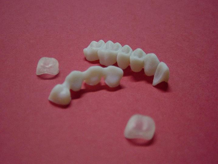 prototipos dentales