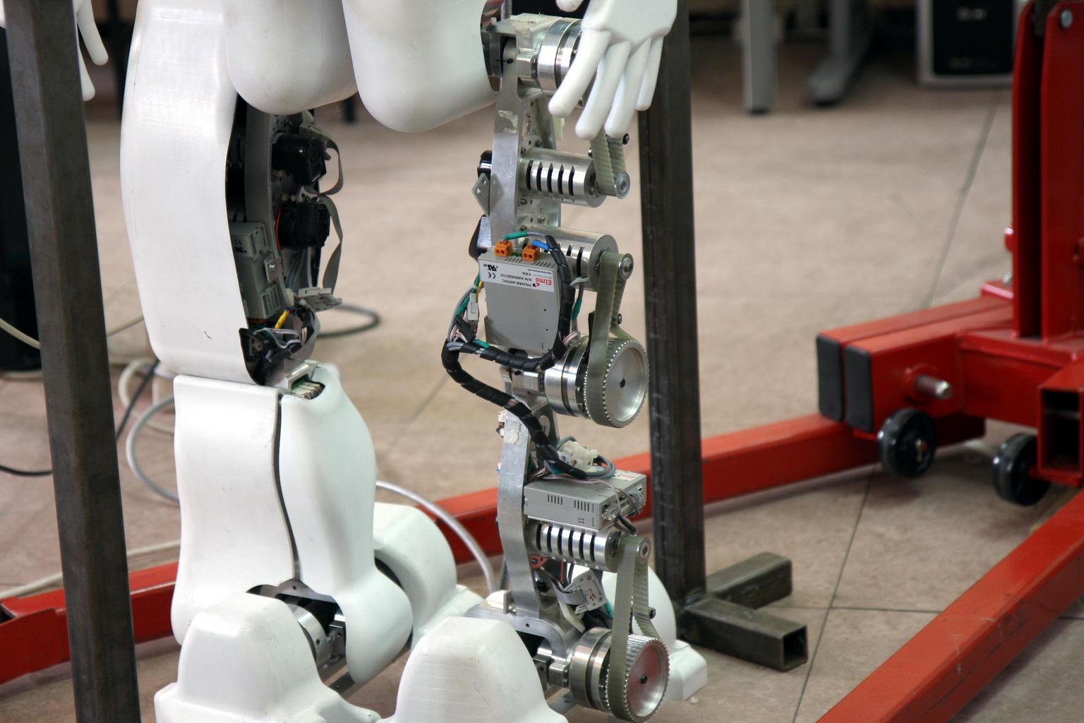 Prototipos 3D en robótica