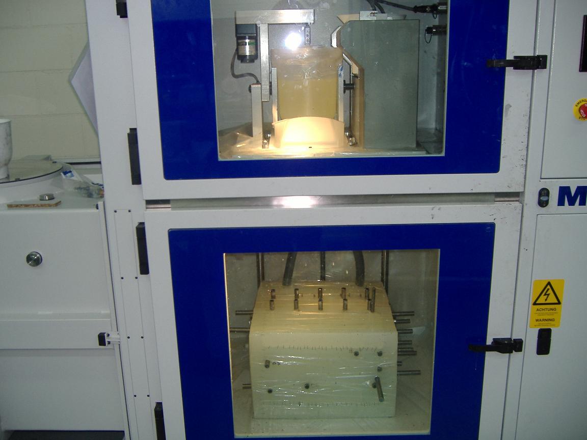 máquina de vacío